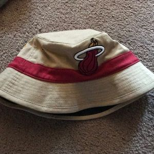 Miami Heat-Mitchell & Ness bucket hat
